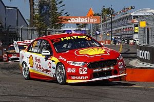 Newcastle Supercars: McLaughlin finishes Friday on top