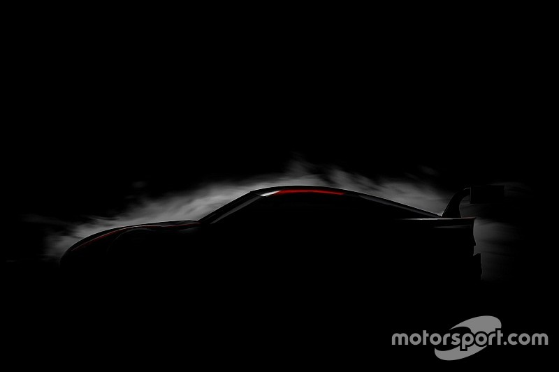 Toyota teases potential future Super GT challenger