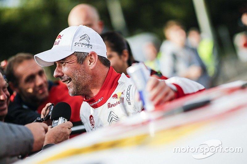 После победы на Ралли Испания Лёб задумался об участии в гонках 2019 года