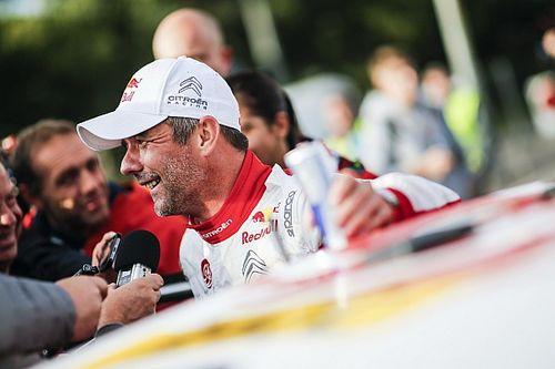 """Loeb: """"C'est un peu comme une première victoire"""""""