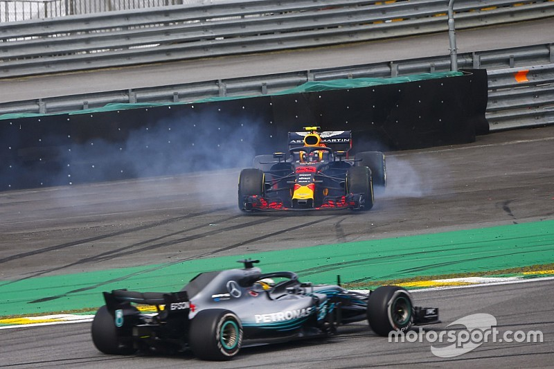 "Hamilton questions Verstappen mindset in Ocon ""racing incident"""