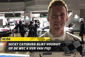 """Catsburg mikt op podium in WEC Fuji: """"Heel gave locatie"""""""