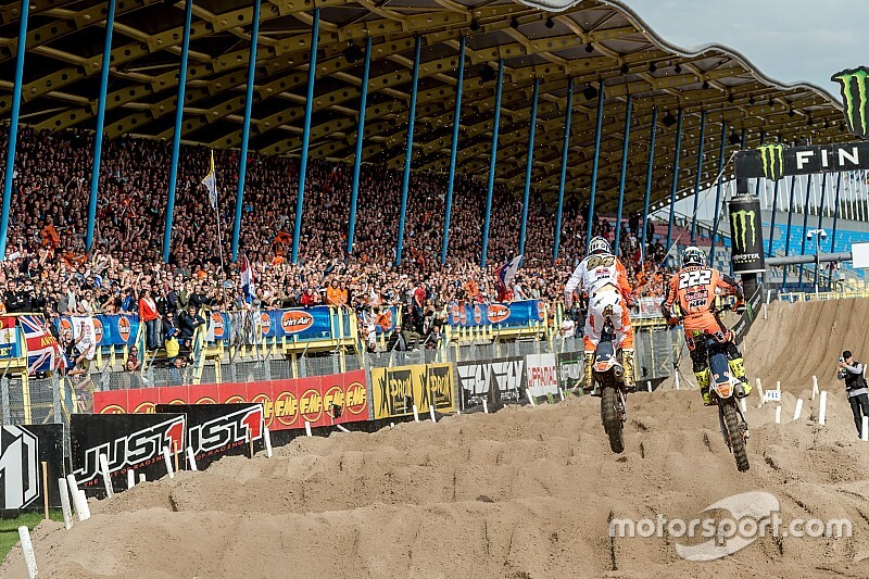 Tijdschema MXGP Motocross of Nations in Assen