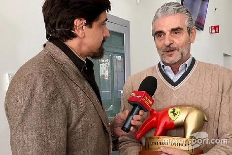 Ferrari, üst üste ikinci kez Altın Tapir Ödülü'nü aldı
