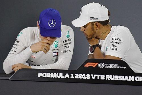 Retroscena Bottas: non sono stati rispettati i patti decisi prima della corsa!