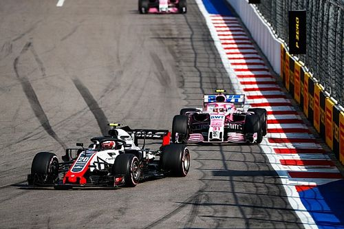 Haas chooses not to appeal failed Force India protest