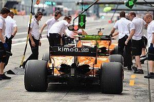 Más actualizaciones de los coches de F1 en Japón