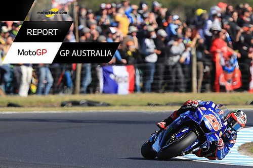 Motorspor Report: ma nella MotoGP in Australia non ha vinto la Yamaha sbagliata?