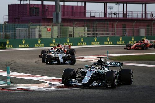 Volledige uitslag Grand Prix van Abu Dhabi Formule 1