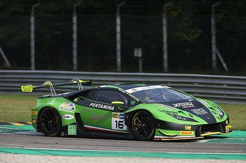 Mugello, Libere 1: dominio Lamborghini con Postiglione-Basz, Liang-Mapelli e Giammaria-Bortolotti