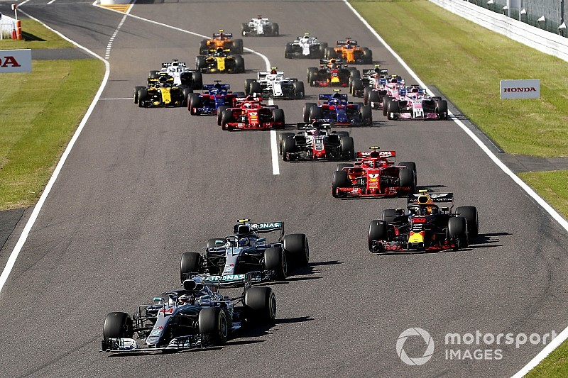 F1 rules out idea of 'super weekend' trials