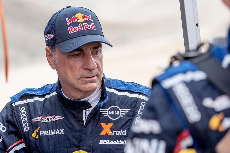 """Dakar, Sainz: """"Vedo le Toyota molto forti, Al-Attiyah è il favorito"""""""