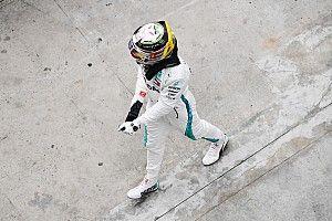 "Hamilton tance un Sirotkin ""irrespectueux"" après l'incident de Q2"
