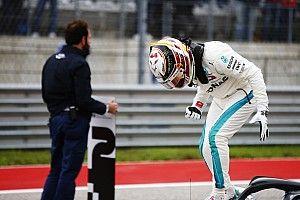 Formel 1 USA 2018: Hamilton auf Pole, wehrt Ferrari-Angriff ab
