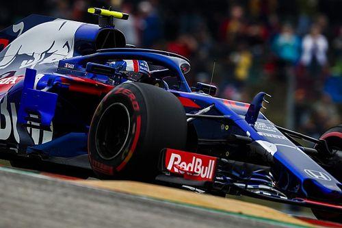 Toro Rosso houdt nieuwe voorvleugel achter de hand