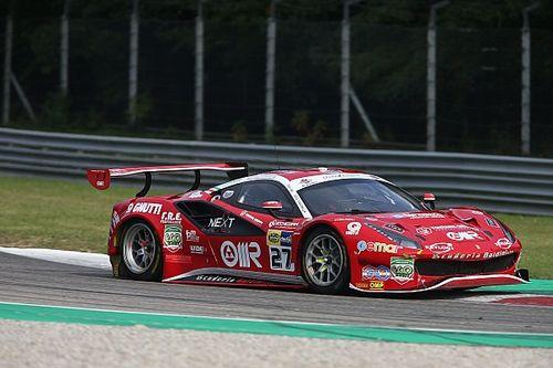 Stefano Gai e Giancarlo Fisichella conquistano le pole per Gara 1 e Gara 2 a Monza