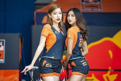 Грид-герлз уик-энда: самые красивые девушки Гран При Таиланда