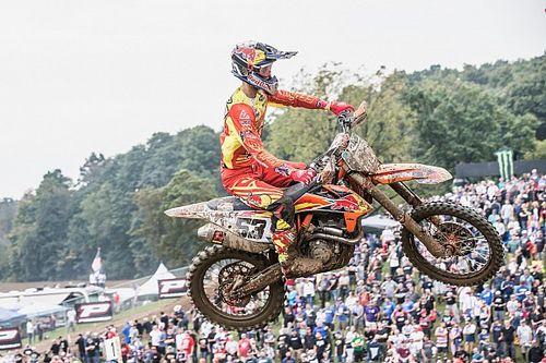 Prado se luce en el Motocross de las Naciones y Francia vuelve a dominar