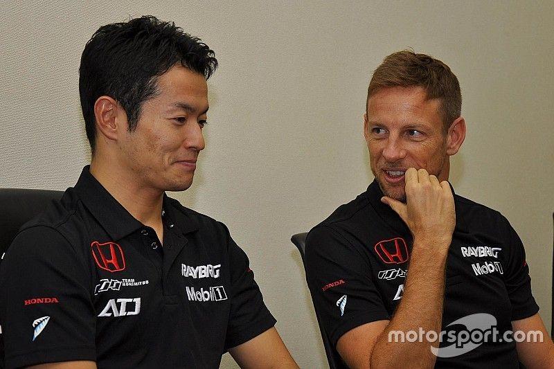 Баттон посчитал своего напарника по Super GT готовым к Формуле 1