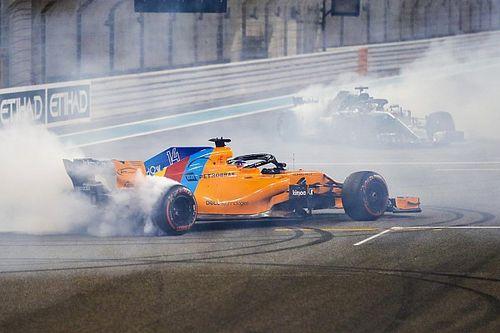 Abu Dhabi GP: Best of team radio