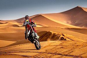 Barreda arranca con buen pie el Dakar 2019