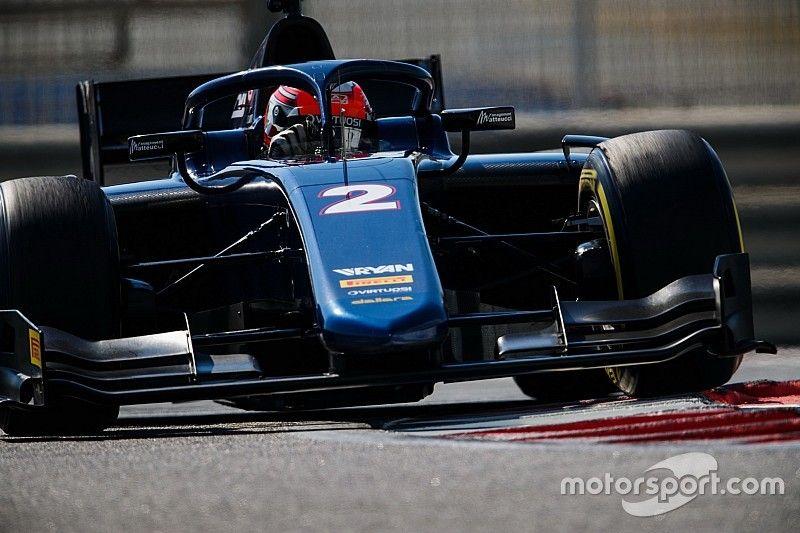 UNI-Virtuosi replaces Russian Time in Formula 2