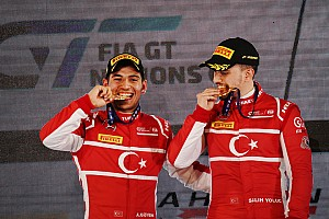 2019 FIA Motor Sporları Oyunları GT Kupası'nda Türkiye'yi yine Ayhancan ve Salih temsil edecek