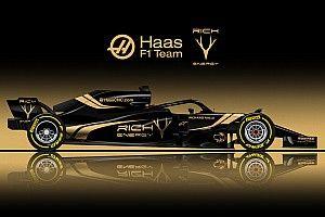 Как могла бы выглядеть машина Haas в цветах Rich Energy