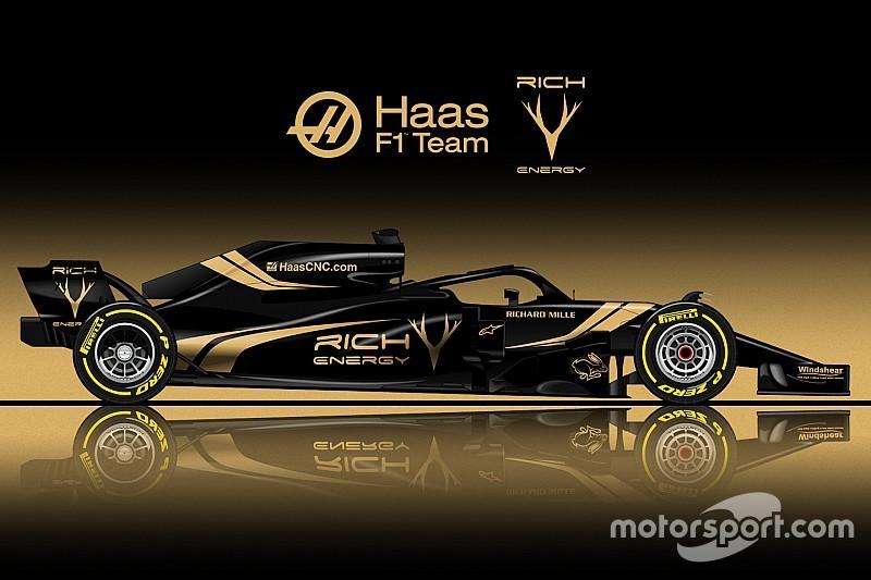 Haas défend la viabilité de l'accord rapide avec Rich Energy