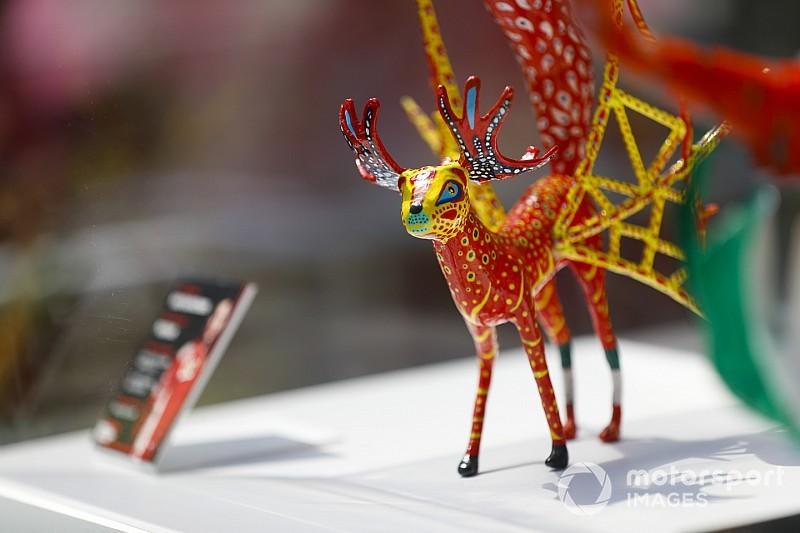 В Мексике для каждого гонщика Ф1 придумали мифическое существо. Угадаете, кто кого символизирует?