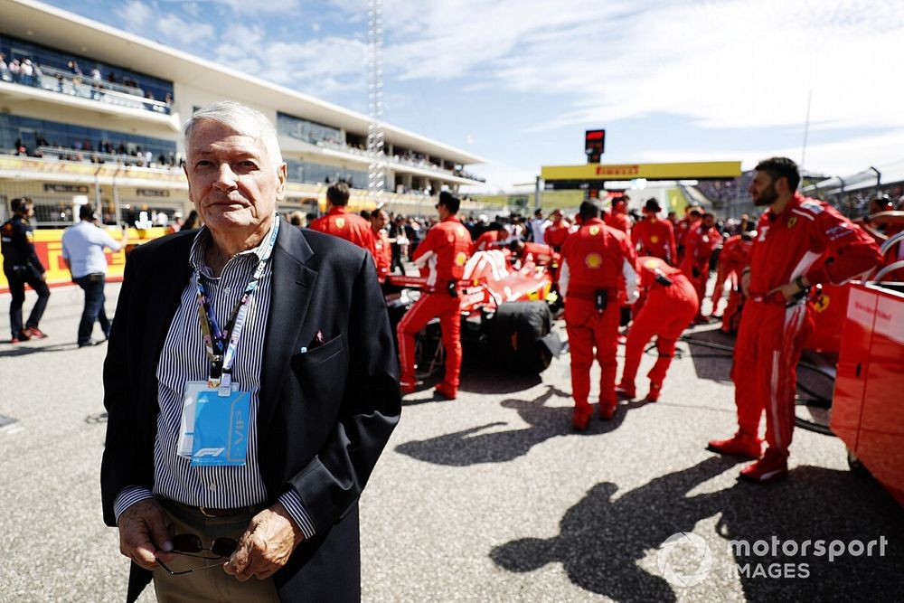 Why F1 is in good hands in its hour of need