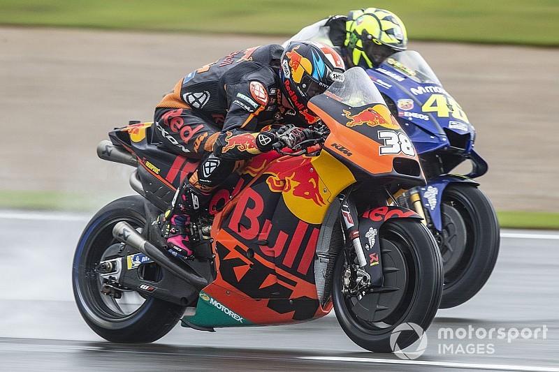 Положение в зачете MotoGP после Гран При Валенсии