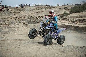 Argentina domina los primeros tres en los quads del Dakar 2019