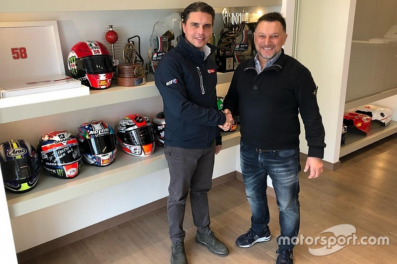 Line up giovanissima e nuovo title sponsor per il Junior Team Total Gresini