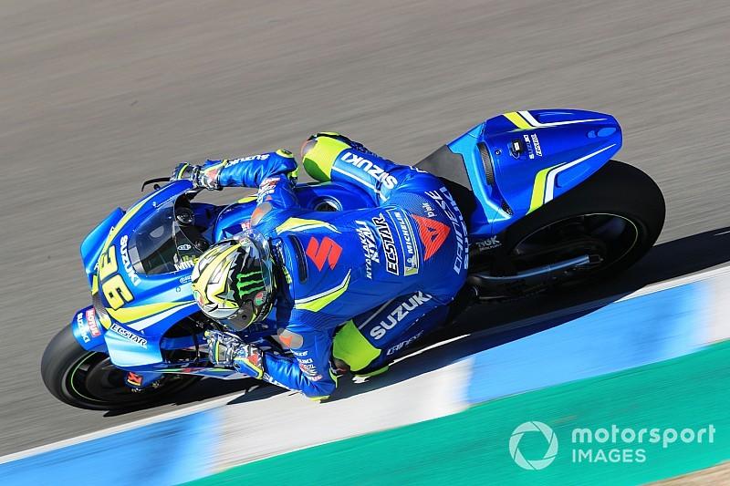 En MotoGP el asfalto está más duro, aseguró Joan Mir