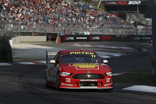 Adelaide 500: McLaughlin beats van Gisbergen to Sunday pole