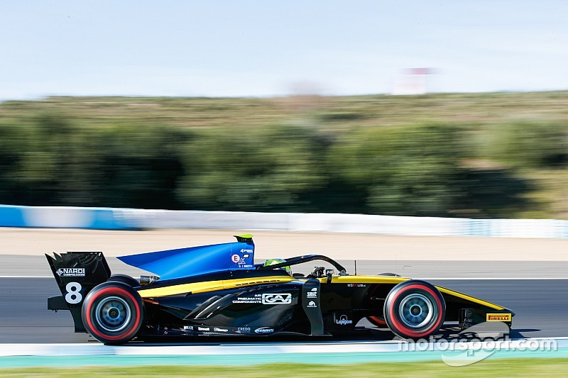 Barcelona F2: Ghiotto leads Latifi in practice
