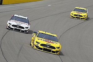 "Keselowski says he was ""a touch too nice"" to Logano"