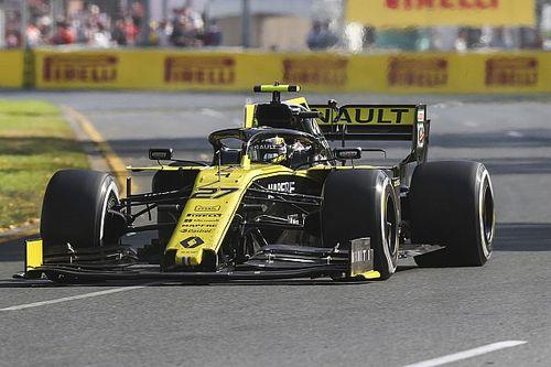 """Renault : """"Notre monoplace a nettement plus de potentiel"""""""