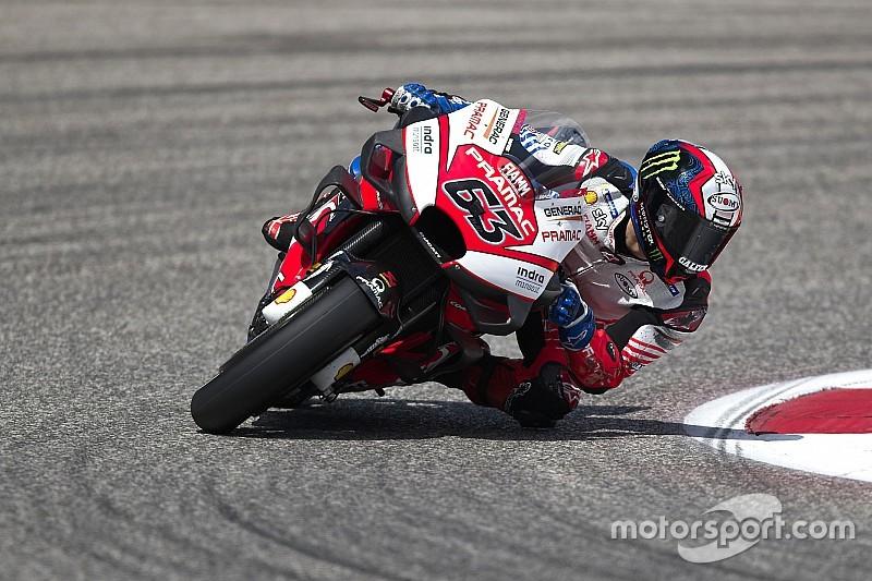 Bagnaia, l'élève calme et appliqué du MotoGP