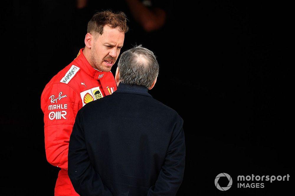 Todt explica por qué Vettel no logró emular a Schumacher