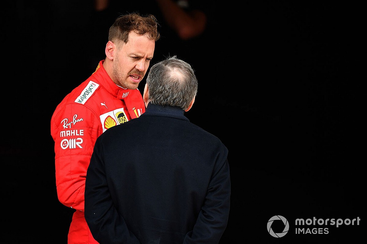 Todt explains why Vettel failed to emulate Schumacher