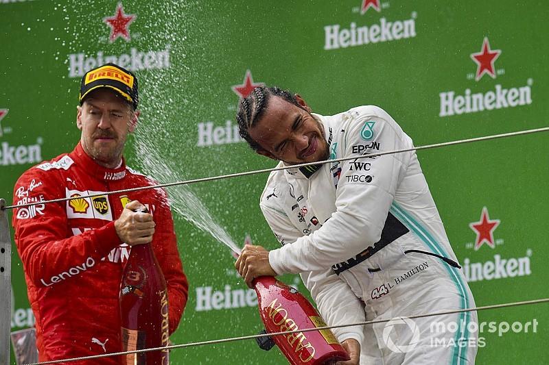 Kezd ijesztő lenni a Mercedes előnye a Ferrari és a Red Bull előtt