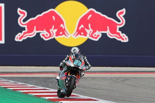FP2 Moto2 Spanyol: Schrotter ungguli Marquez, Dimas ke-30