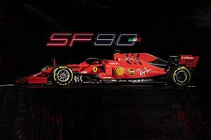 Nagyon keskeny lehet Vettel és Leclerc 2020-as Ferrarija: a motort is módosították