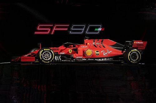 Ferrari reveals its tech strategy for toppling Mercedes