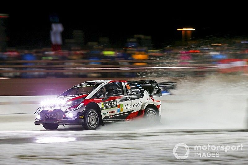 Rally Sweden's opening stage cancelled