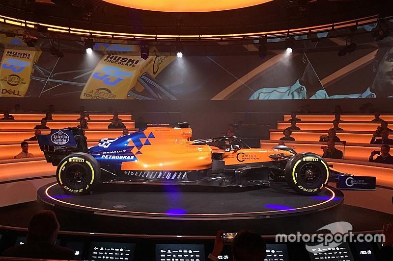 Präsentation McLaren MCL34: Geht es ohne Alonso wieder aufwärts?