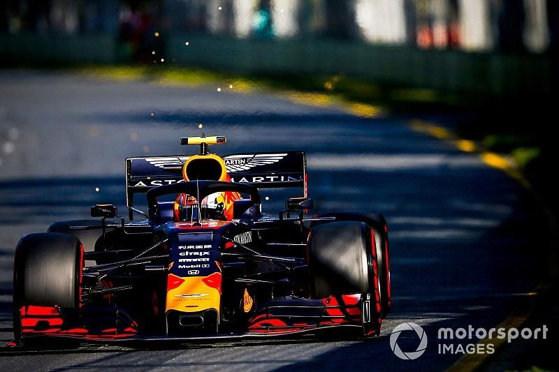 F1オーストラリアGPフリー走行3回目速報:レッドブル・ホンダはガスリーが6番手。ハミルトン最速