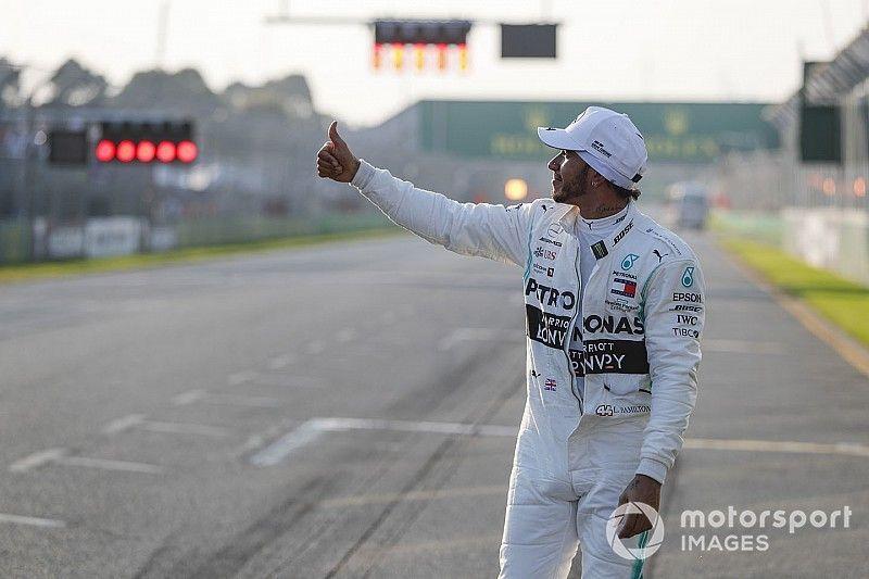 """La diferencia con Ferrari es """"un verdadero shock"""" para Hamilton"""
